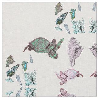 Het weerspiegelde Patroon van Schildpadden en