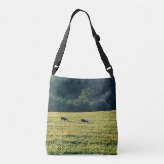 Het Weiden van Deers Crossbody Tas