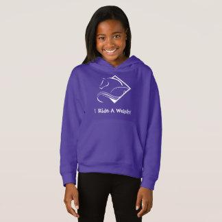 Het Welse Sweatshirt Met een kap van Meisjes