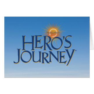 Het Wenskaart van de Hemel van Journey® van de