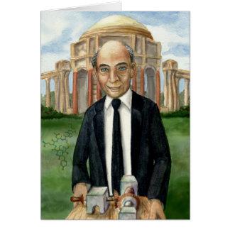 Het Wenskaart van Frank Oppenheimer