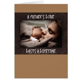 Het wenskaart van het vaderdag