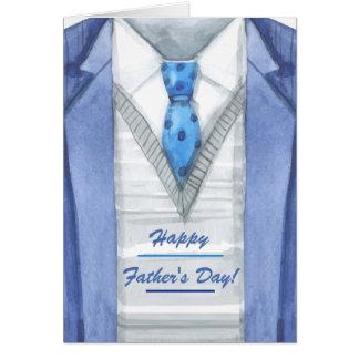 Het Wenskaart van het Vaderdag van de Matroos