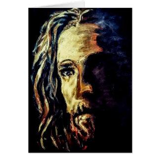 Het Wenskaart van Jesus