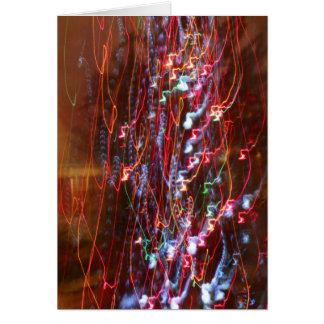 Het Wenskaart van Kerstmis - de Rel van Kerstmis