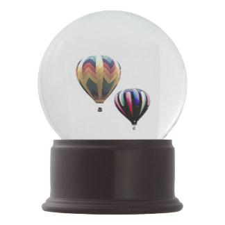 Het Wereldbol van de sneeuw - de Ballons van de Sneeuwbol
