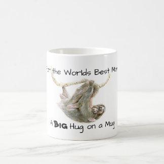 Het werelden beste Mamma, een grote omhelzing op Koffiemok