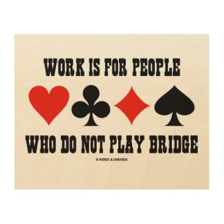 Het werk is voor Who Do Not de Play van Mensen Hout Afdruk