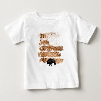 Het westen baby t shirts