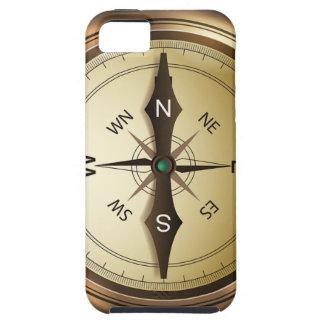 Het Westen van het Zuidoosten van het Noorden van Tough iPhone 5 Hoesje