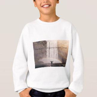 Het wetend citeert - Kinder Sweatshirt