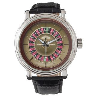 Het Wiel van de roulette Horloge