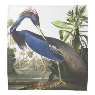 Het Wild Bandana van de Vogel van de Reiger van