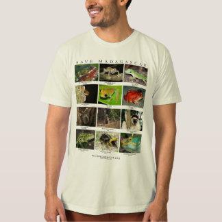 Het wild van de T-shirt van Madagascar