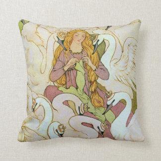 Het wilde Fijne Art. van Eleanor Abbott van Zwanen Sierkussen