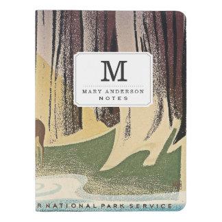 Het wilde Leven - de Nationale Parken bewaren al Extra Large Moleskine Notitieboek