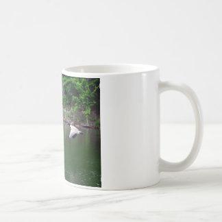 Het wilde Vliegen van Ganzen Koffiemok