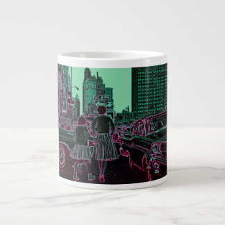 Het Winkelen Michigan van de Dochter van de moeder Grote Koffiekop