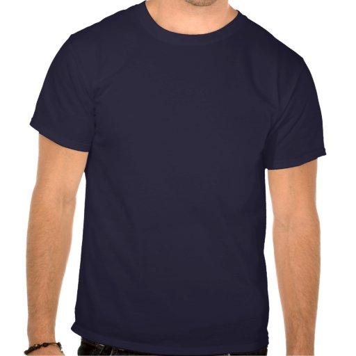 Het wit van de de naamhoofdtelefoon van DJ op Tshirt