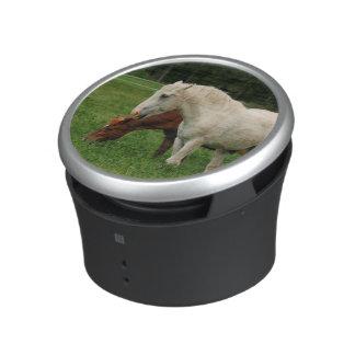 Het witte Dier van het Paard Bluetooth Luidspreker