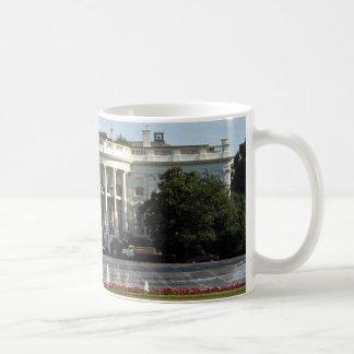 Het Witte Huis, Washington, D.C., de V.S. Koffiemok