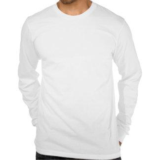 Het Witte lang-Sleeved T-shirt van Nietzsche