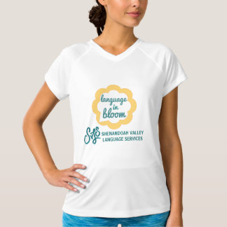 Het Witte T-shirt van Vrouwen SVLS