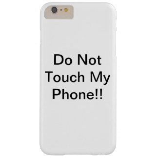Het witte/Zwarte Hoesje van IPhone 6/6Plus