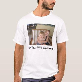 Het Zachte Overhemd van Edun van de peuter met het T Shirt