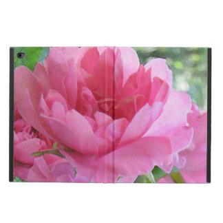 Het zachte Roze nam Powis iPad Lucht 2 Geval toe
