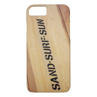 Het zand surf Zon iPhone 8/7 Hoesje