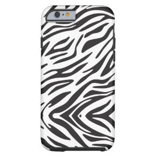 Het zebra vat Iphone 6 hoesje samen