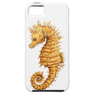 Het zeepaardje van het Zeepaardje van het Tough iPhone 5 Hoesje