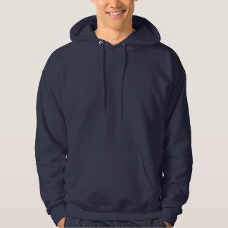 Het zeer Duidelijke Sweatshirt Met een kap van de