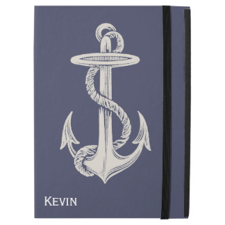 Het zeevaart ProHoesje van het Anker iPad