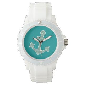 Het ZeevaartPolshorloge van dames Horloge