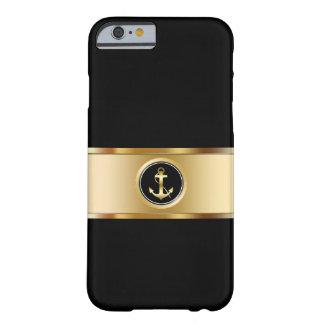 Het ZeevaartThema van het mannen Barely There iPhone 6 Hoesje