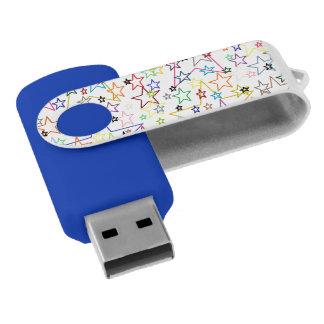 Het zien van de Aandrijving van de Flits van USB USB Stick