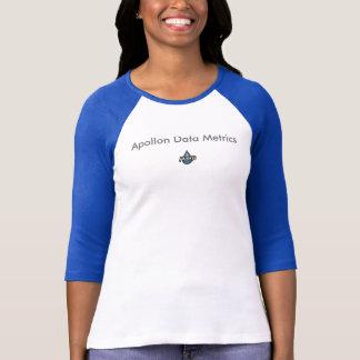 Het Zij (Kleine) Sleeve van Vrouwen ADM T Shirt