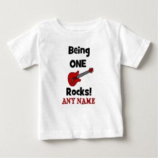 Het zijn schommelt! met het Overhemd van de Gitaar Baby T Shirts