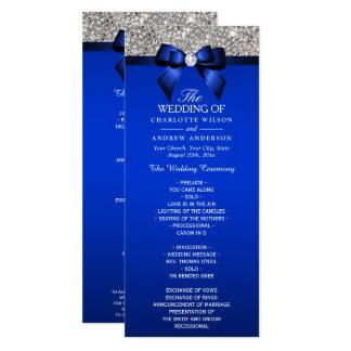 Het zilveren Programma van het Huwelijk van de