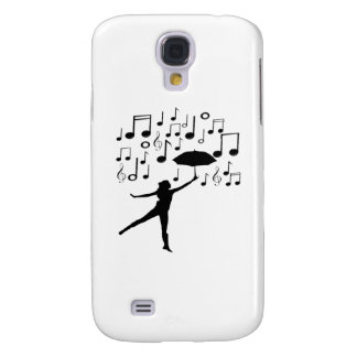 Het zingen in de Regen Galaxy S4 Hoesje