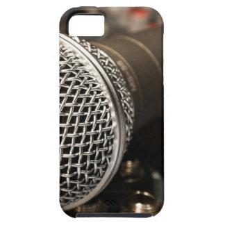 Het Zingen van de Kabel van de Microfoon van de Tough iPhone 5 Hoesje