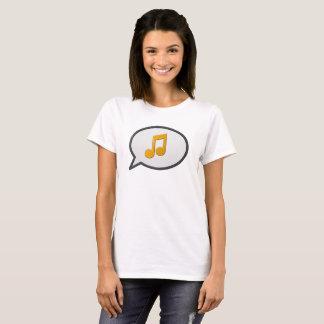 Het zingen - voor zangers t shirt