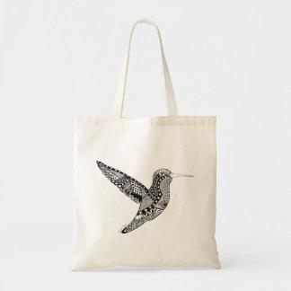 Het zoemende Canvas tas van de Vogel