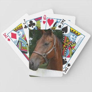 Het zoete Dek van het Paard van de Kastanje van Ka Poker Kaarten
