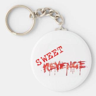 Het zoete Logo Keychain van de Wraak Sleutelhanger