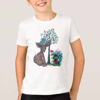 Het zoete Verzamelen zich van het Schepsel T Shirt