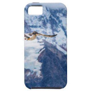 Het zuidelijke Patagonian Vliegen van de Vogel Tough iPhone 5 Hoesje