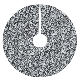 Het Zwart-witte Damast van de Distel van William Kerstboom Rok